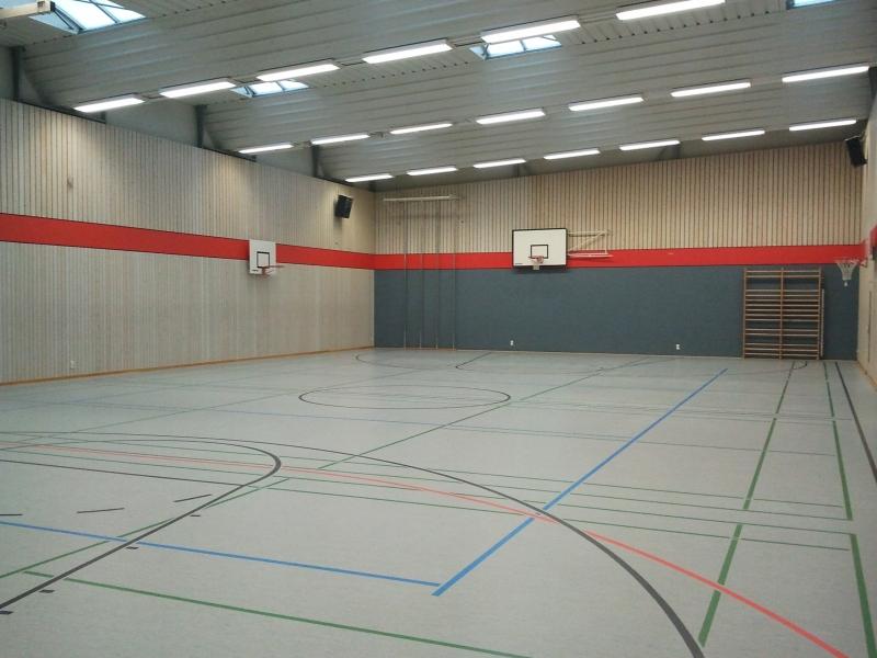 Sportstätte