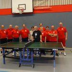 Tischtennismannschaft Turnverein 1884 e.V. Niederlahnstein