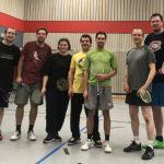 Badminton-Abteilung
