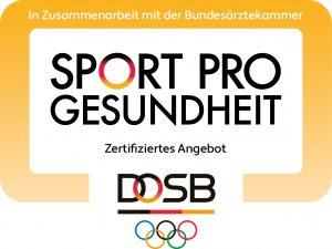 DSBO Sport Pro Gesundheit
